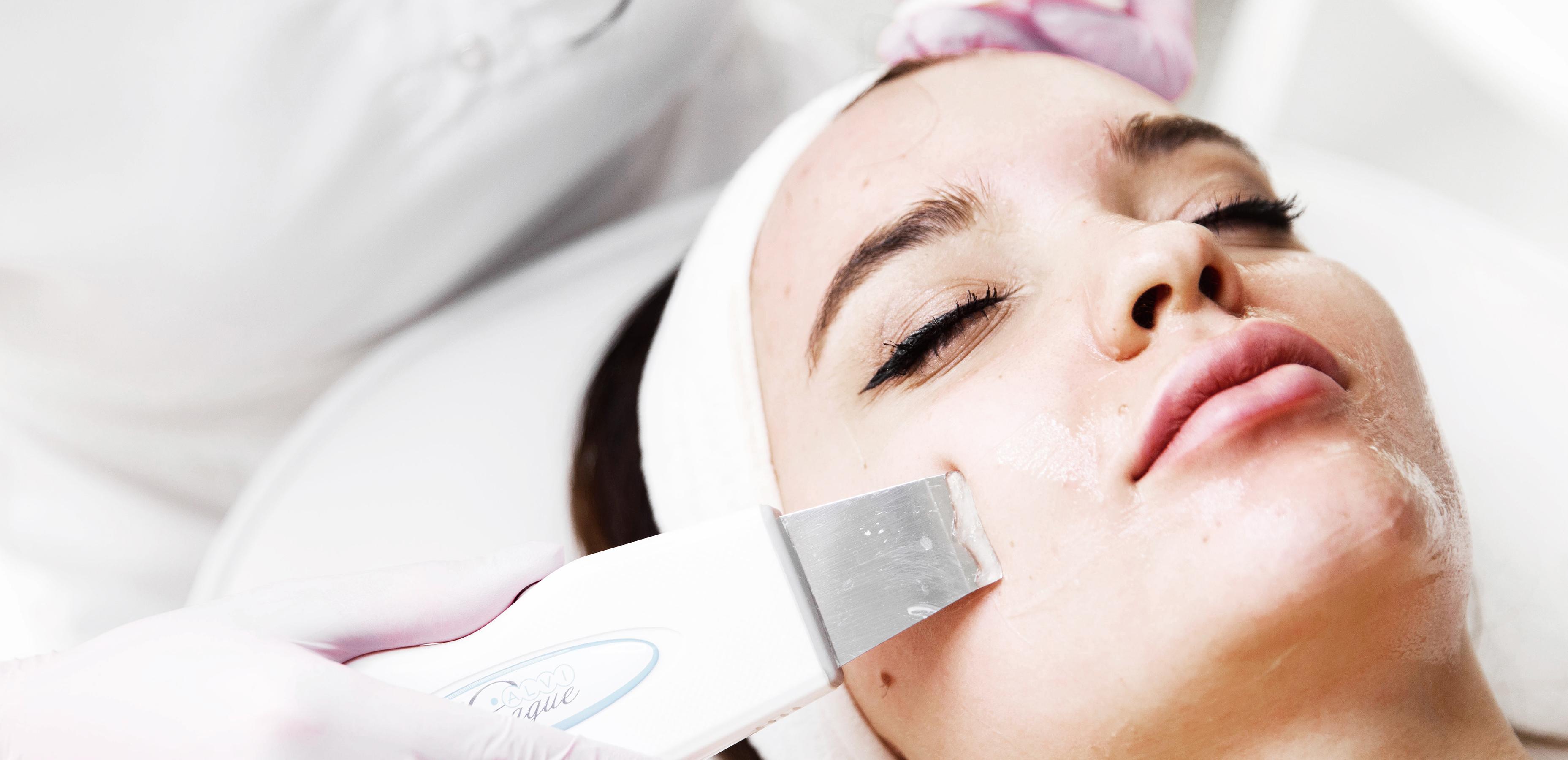 Оздоровлення та омолодження шкіри обличчя